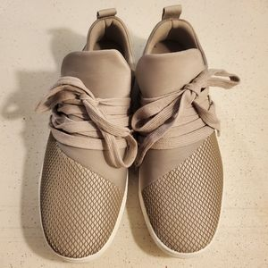 Gray Brash Athletic Shoes